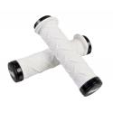 ODI X-treme Lock-On Kit White/Black 130mm