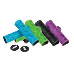 ODI Cross-trainer Lock-On Kit Aqua/Black 130mm