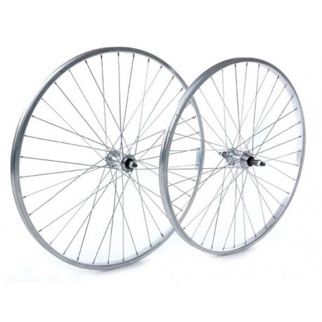 Raleigh Rear Wheel 26x1.75 aluminium
