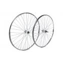 Raleigh Rear Wheel 27x1 1/4 alloy