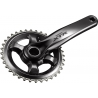 Shimano FC-M9000 11-speed XTR Race crank set without ring, chain line 50 mm, 170 mm
