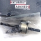 Sturmey Archer BWR axle/planet cage/pinion