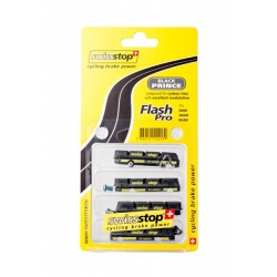 SwissStop Flash Pro black prince road brake pads 2 pairs (4 pads)