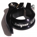 Hope seat clamp - quick release - 31.8mm - Black