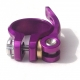 Hope seat clamp - quick release - 34.9 - Purple