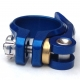 Hope seat post clamp - quick release - 31.8mm - Blue