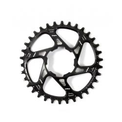 Hope 32T Spiderless Retainer Ring - Black