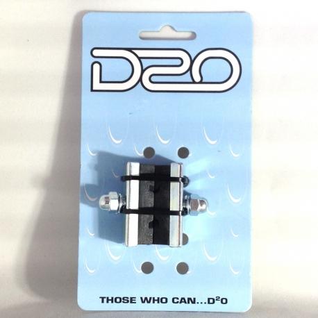 D2O X-Pattern Brake Blocks