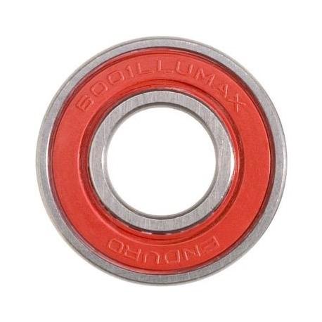 Enduro Max 6001 sealed bearing for Intense Bikes - showing Enduro and 6001LLUMAX writing