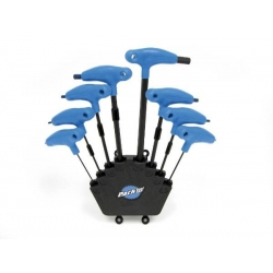 P-Handled Allen Key Set - PH-1 - from Park Tool USA