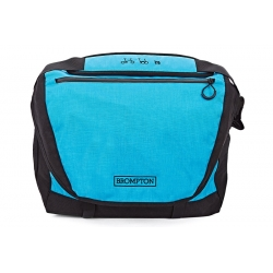 Brompton C bag set - Black / Lagoon Blue