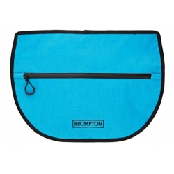 Brompton S bag flap - Lagoon Blue