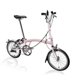 Brompton M3L Cherry Blossom - 2015 model