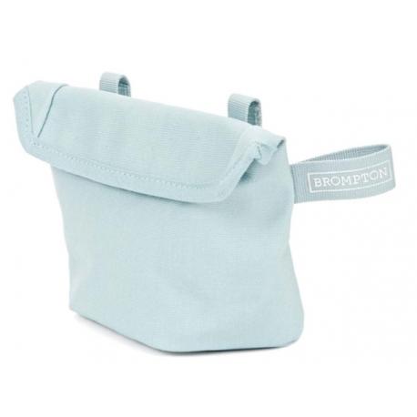 Brompton saddle pouch - Turkish Green