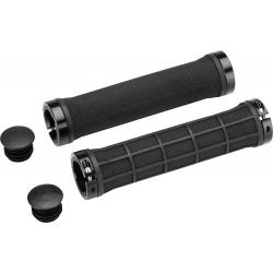 M:Part Vice Black handlebar grips - pair
