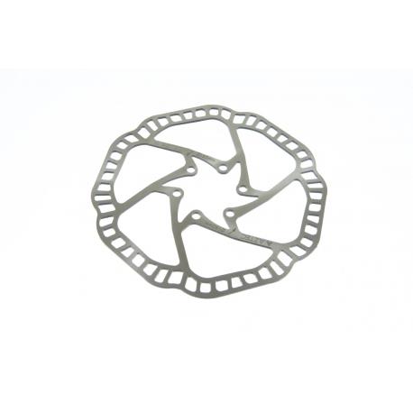 Aztec 160mm disc rotor
