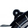 Brompton BLACK mudguard roller assembly and screws (for L version)
