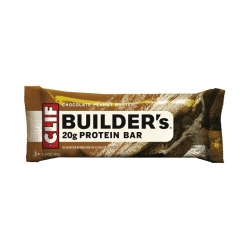 Chocolate Peanut Butter BUILDERS's 20g protein bar by Clif