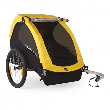 Burley Bee bike trailer for kids