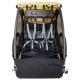 Burley Bee bike trailer for kids - inside view