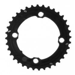 Shimano FC-M665 chainring black 36T