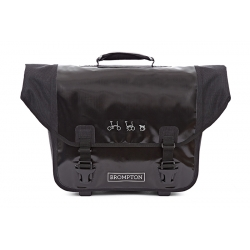 Brompton Ortlieb bag - Black