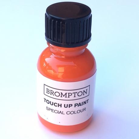Orange Brompton touch up paint - Matt finish