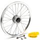Front wheel - Brompton Shimano hub dynamo - wheel only