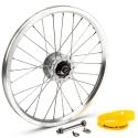 Front wheel - Brompton SP SV-8 hub dynamo - wheel only