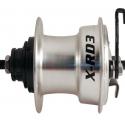Sturmey Archer XRD-3 3 Speed internal gear hub with 70mm drum brake