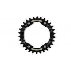 Hope 30T Retainer Ring - Black - 96BCD