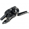 Brompton black 2017 derailleur gear shifter with integrated brake lever
