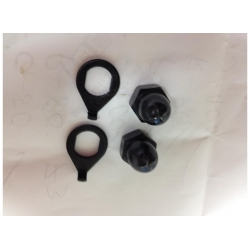 Replacement wheel nuts for Frog Tadpole, Frog 43 and Frog 48