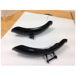 Replacement mudguards for Frog 43 and Frog 48