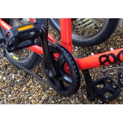 Frog Crank Set - 62 and 67 - 127mm