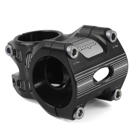 Hope A/M Stem 0 degree 35mm 35mm diameter - Black