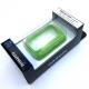 Lime green silicon case for Garmin Edge 520