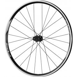 Shimano WH-RS010 wheel, clincher 24 mm, 11-speed, black, rear