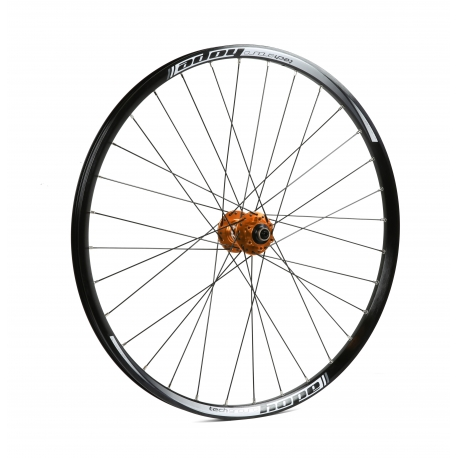 Hope Front Wheel - 26 Enduro - Pro 4 32H Orange