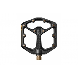 crankbrothers stamp 11 flat MTB pedal - black - small