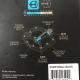 crankbrothers stamp 7 flat MTB pedal black - small - box rear view