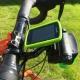 K-Edge Garmin Edge Combo Mount - Edge and light - 31.8mm - black - on bike