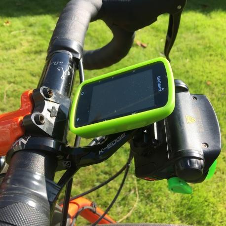 31.8 mm Black Bicycle Handlebar Bracket For Gopro Camera Mount Holder UK Stock