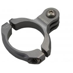 K-Edge Go-Big handlebar camera or light mount - Gunmetal - 31.8mm