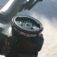 K-Edge Gravity Cap Mount for Garmin Edge computers - black - on bike