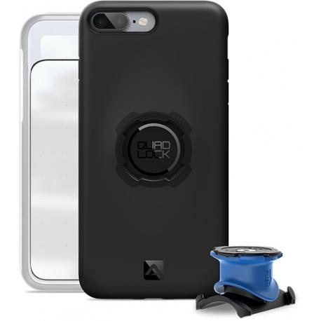 best service d9471 72a85 Quad Lock iPhone 7 plus bike kit