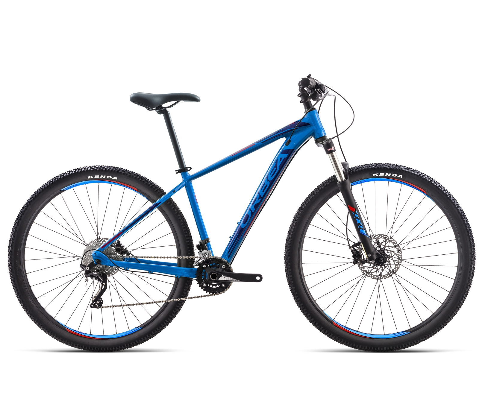 Orbea MX 20 27.5in / 29in hardtail mountain bike