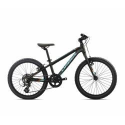 Orbea MX20 Dirt Kids mountain bike - black and green