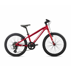 Orbea MX20 Dirt Kids mountain bike - red and white