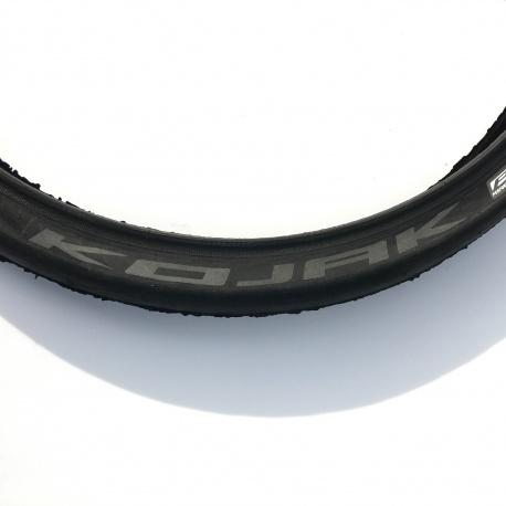 Schwalbe Kojak 16 x 1 1/4 inch tyre - reflective Kojak writing
